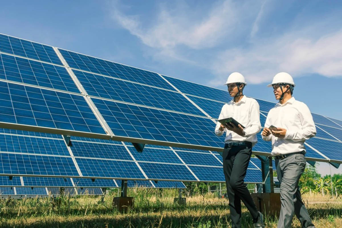 The Four Technologies Initiating Change in Solar Inspection